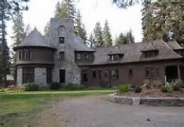 Erhman Mansion in Sugar Pine Point