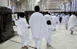 10 Tips on going to Umrah with children
