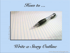 How to Write a Story Outline