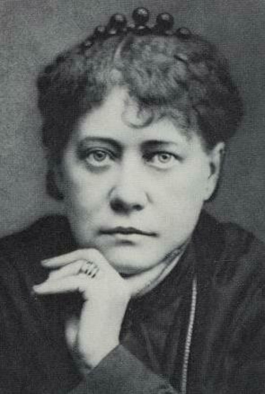 Helena Blavatsky-Godmother of The New Age Movement