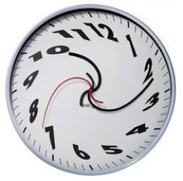 Distorted Clock