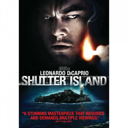 Shutter Island poster.