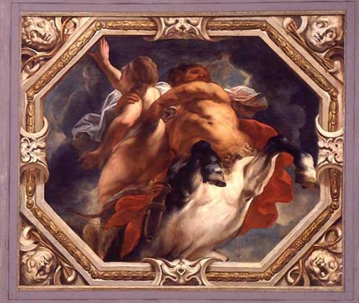 Sagittarius by Jacob Jordaens