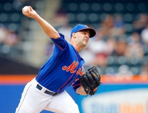 Dillon Gee, SP, New York Mets