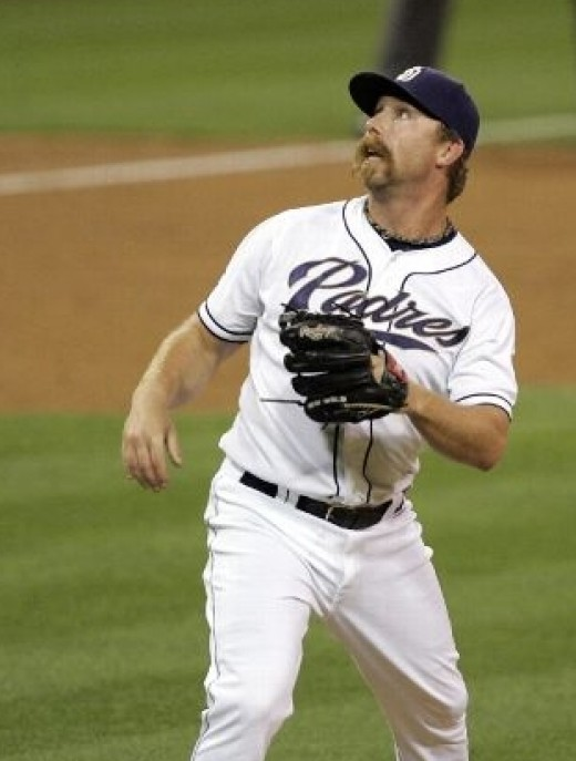 Dale Thayer, RP, San Diego Padres