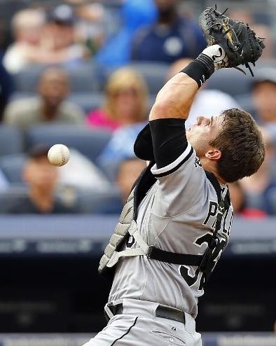 Josh Phegley, C, Chicago White Sox