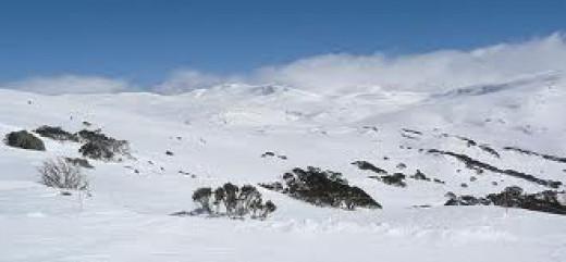 Mt Kosciuszko, Australia