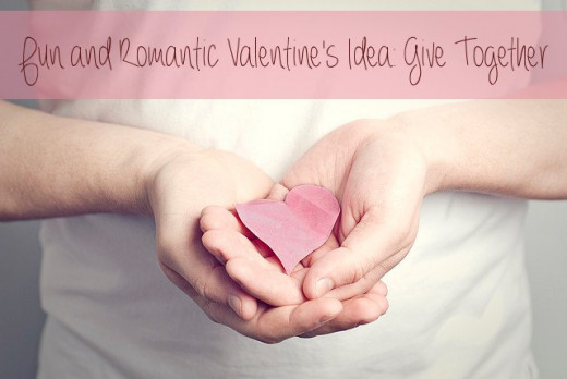 This Valentine's Day, make sure that you and your partner are giving together. You can exchange gifts to one another, but that's only part of it. Why not give to someone who's lonely this year?