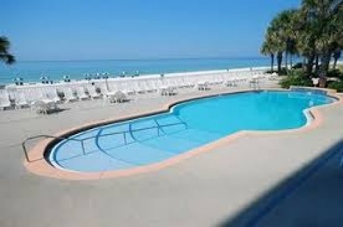 Swimming and laying out poolside is one of the best parts of Florida. Entertainment is all around you in P.C. Beach.