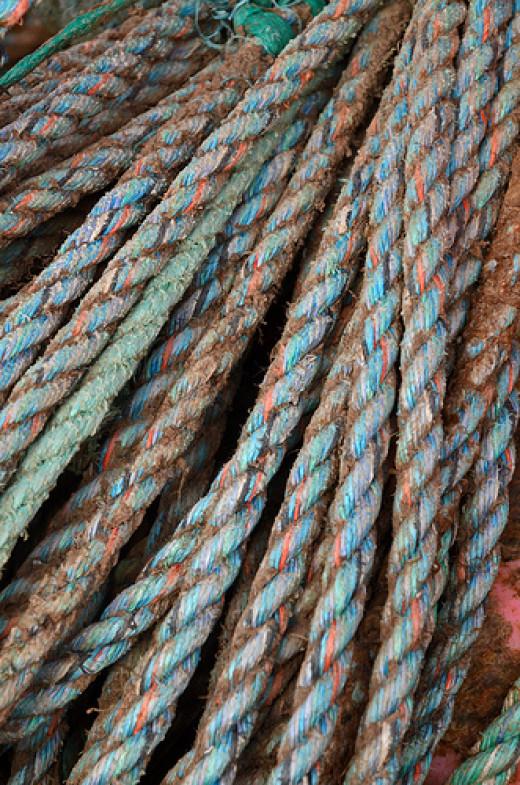Ropes from Carol flickr.com