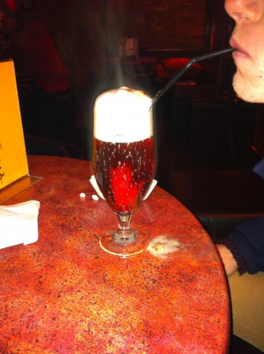 Hot Beer