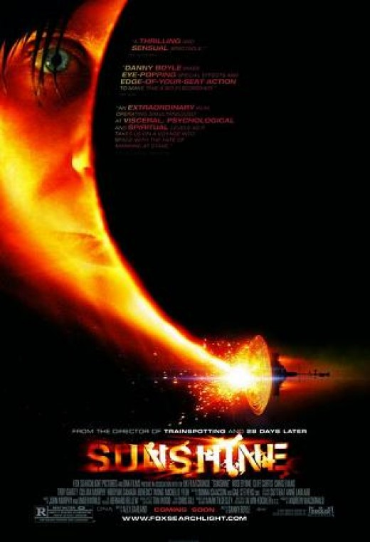Sunshine theatrical release poster
