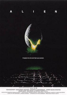 Alien theatrical release poster