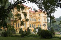 The Presidential Palace, Hanoi