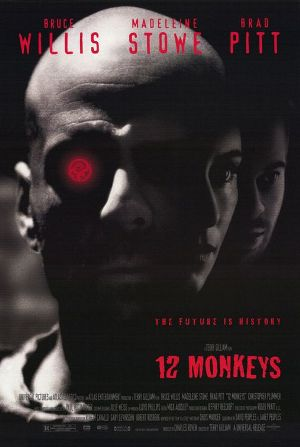 12 Monkeys theatrical release poster