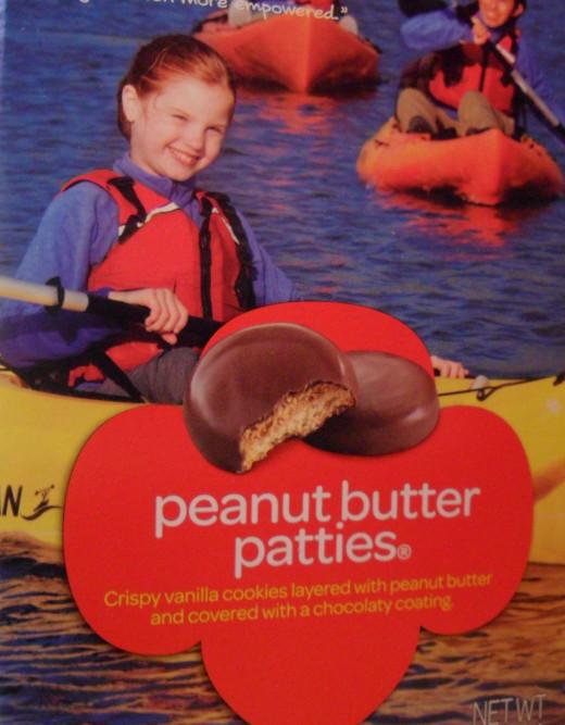 Peanut Butter Patties box