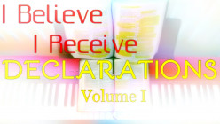 Christian Declarations/Affirmations Work For The Believer