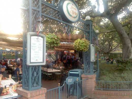 The French Market Restaurant