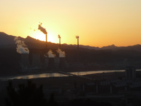 Coal, the earth's dirties fuel type, provides about 70% of China's energy needs (Economy, 2007).