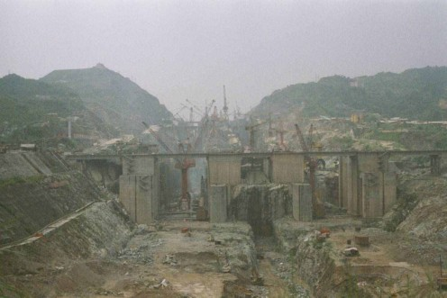 The dam was built to control the Yangtzee. And it did. The problem occurs when a drought dries up lower parts of the river and vessels can not reach city ports (Wines, 2011, para.7).