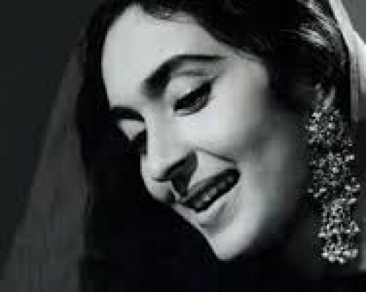 Nutan, the Spontaneous actor