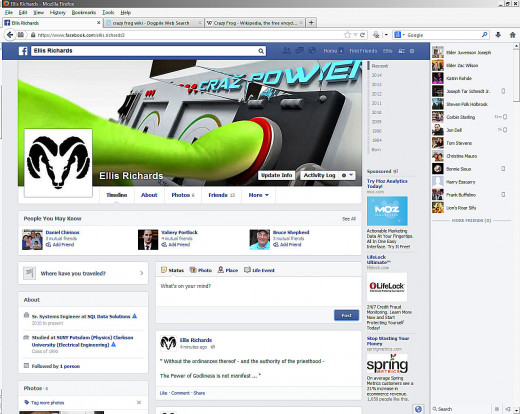 how to make engaing facebook page