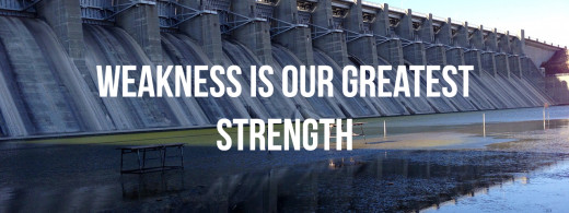 We Gain Strength From God