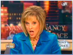 Nancy Grace Shows Concern for Non-White Victim; Viewers Outraged