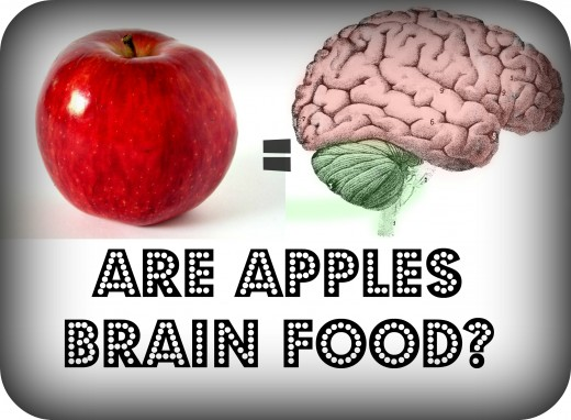Apples could be the most versatile brain food available.