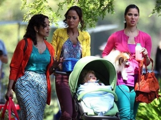 'Devious Maids' Accused of Pushing Negative Stereotypes of Latinas
