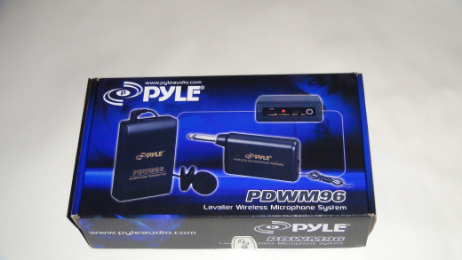 Pyle Lavalier Wireless Microphone System Model PDWM96, is extremely affordable for someone on a budget, but needs a wireless mic.