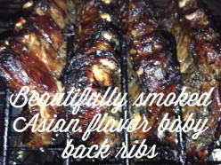 Asian Flavor Baby Back Ribs
