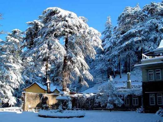Shimla an ideal honeymoon destination