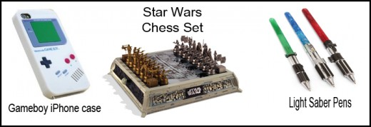 Dress up the iPhone, qin the chess with an amazing set and write like a boss!