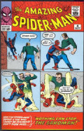 The Equally Amazing Super Villain Generation Gap In The First 12 Issues of The Amazing Spider-Man
