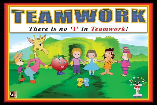 "There Is No ""I"" In Teamwork"