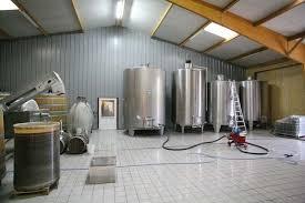 in the wine kitchen