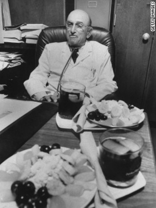 Dr. Tarnower; developer of SMD