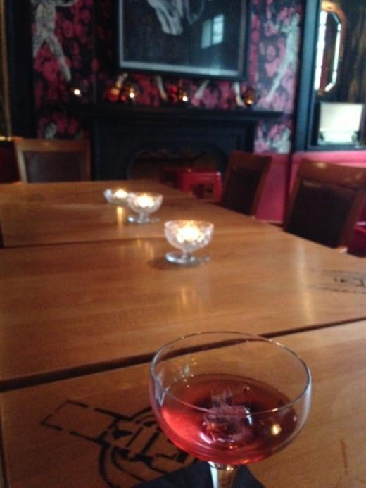 The Canary Gin Bar, Bath, UK