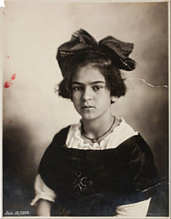 Frida Kahlo: A Mexican Painter