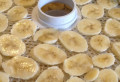 How to make dried banana chips using a food dehydrator