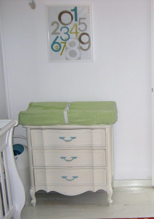 Antique Dresser /Changing Table