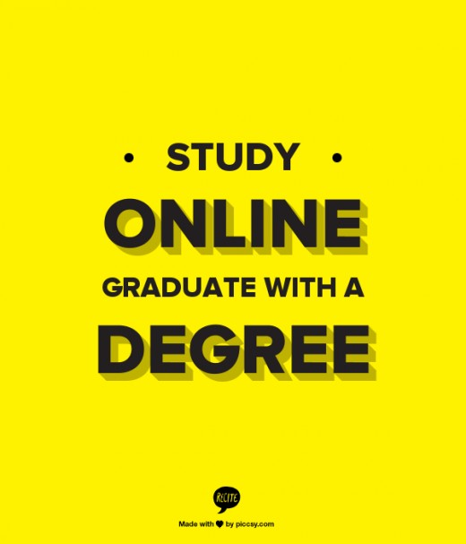 Best Online degrees are free