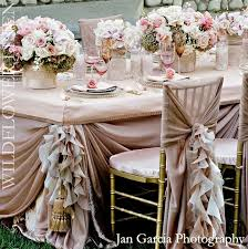 Beautiful and soft fabrics look elegant used in the correct way