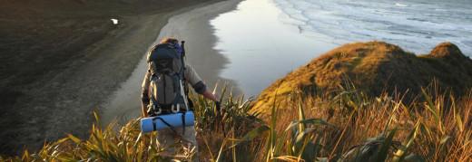 Walking & hiking in New Zealand