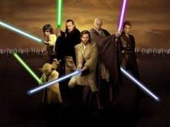 Part Three of Princess Leia Wields a Light Saber - and Who Would You Say Is the Greatest of the Jedi Masters?