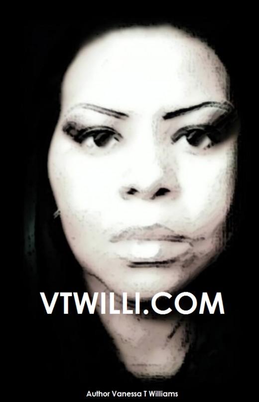 """Author Vanessa """"VT Willi"""" Williams"""
