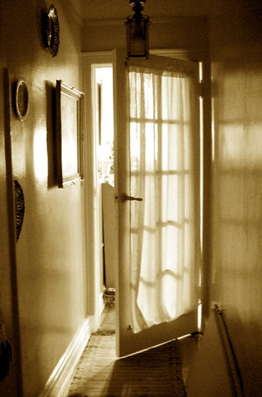 Open door! from Nazan Imam flickr.com