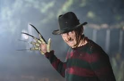 Freddy Krueger attacks you in your sleep and turns your dreams into nightmares. The only way to deal with Freddy is to bring him out of your dreams.