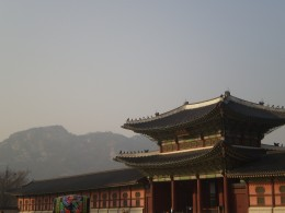 "Filming site for numerous dramas, including one of my favourites, ""Queen In Hyun's Man""."